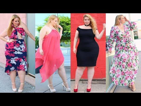SUMMER 2017 LOOKBOOK | Plus Size Fashion
