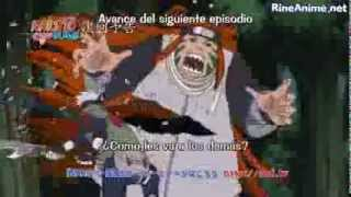 Naruto Shippuden Capitulo 321 Avance sub español