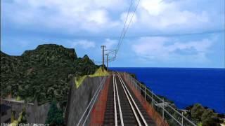 VRM oNLINE 故郷の離島に線路を敷いてみた②【HD】 thumbnail