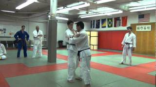 Hane Goshi (Mr. Shin's Tournament Technique)