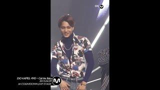 Video [MPD직캠] 엑소 카이 직캠 Call Me Baby EXO Kai Fancam Mnet MCOUNTDOWN 150409 download MP3, 3GP, MP4, WEBM, AVI, FLV Mei 2018