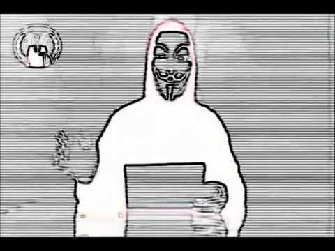 Anonymous - Global Cyber War I (Emergency Video PR)
