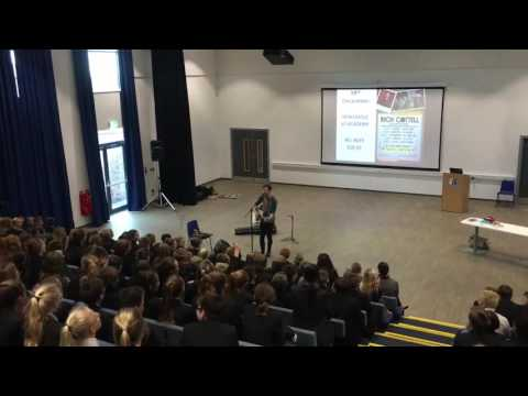 Rich Cottell - Online safety & Cyber Bullying