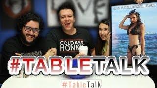 Sex Etiquette and Dinosaur Technology! #TableTalk