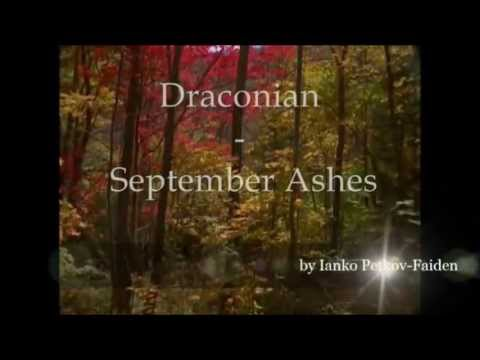 Draconian - September Ashes - превод/translation