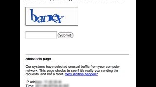 Why Google systems have detected unusual traffic from your computer network thumbnail