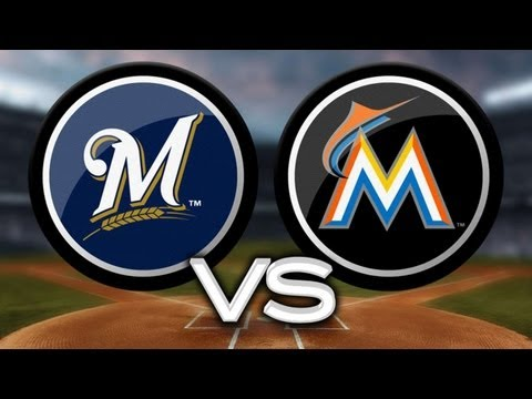 6/12/13: Brewers' triple-happy offense backs Figaro