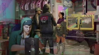 #PS4Live,PlayStation 4,Sony Interactive Entertainment WATCH_DOGS 2