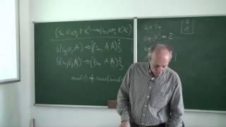 Theoretische Informatik Vorlesung Nr. 17
