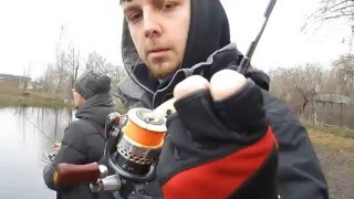 Форелевая рыбалка на БК 1. Обзор приманок. Украинский Hand Made