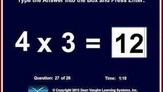 The Fastest and Easiest Method to Learn Multiplication Video