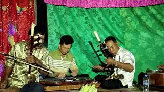 ទឹកហូរកាត់ខ្សាច់ បទមហោរី ភ្លេងបុរាណខ្មែរ _ khmer traditional music - Pleng Mohory