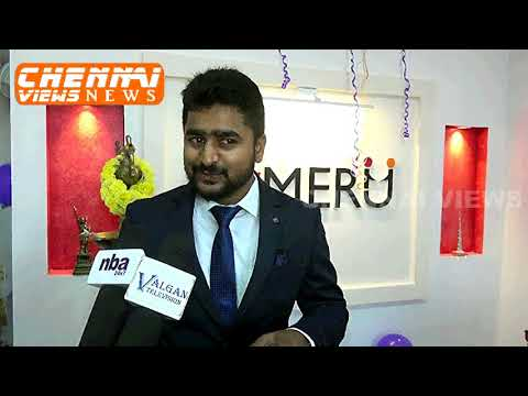 Meru Immigration and Education Services Inauguration in Chennai