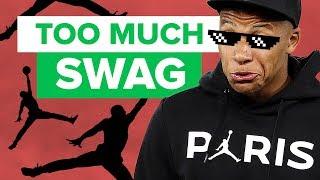 PSG x Jordan: Best football collab EVER
