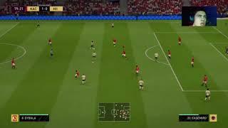 Aston Villa 1:2  Manchester City - Played on April 21, 2021