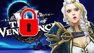 Denied! How Blizzard Is Time-Gating 8.1 & When Can You Actually Play What's In Tides Of Vengeance?