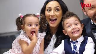 Familia Maruta la Photoshooting pentru VIVA