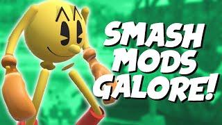MORE Mods in Smash Ultimate!