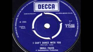 Watch Small Faces I Cant Dance With You video