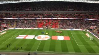 England Vs. Peru - Wembley 2014 Opening Ceremony Thumbnail