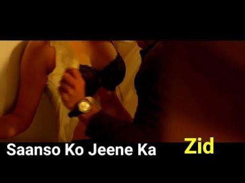 Saanso Ko Jeene Ka Full Lyrics / Zid / Arijit Singh Songs / Tu Mila Toh Khuda Ka Sahara Mil Gaya