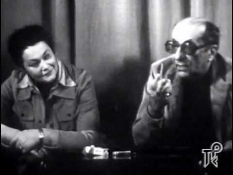 Георгий Товстоногов — о режиссуре