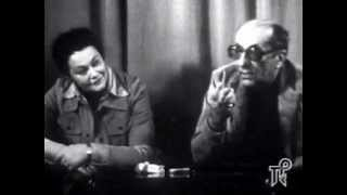 На режиссерских уроках профессора Г.А.Товстоногова