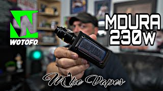 WoToFo MDURA Pro 230w Mod
