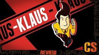 KLAUS - PS4 REVIEW