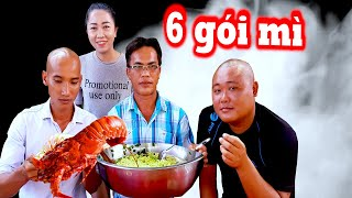 Thử Vào Quán Ăn Hết Con Tôm Hùm Và 6 Gói Mì Tôm - Thánh Ăn Thịt Mỡ Tái Xuất | Son Duoc Vlogs