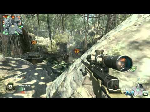Call of Duty Black Ops Jungle Sniper Tips