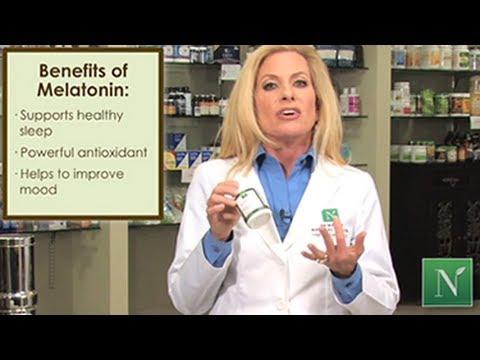 The Many Benefits of Melatonin - Sleep Aid and Antioxidant