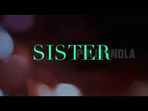 Best happy birthday wishes to sister  ||presented by PULIDANDLA||