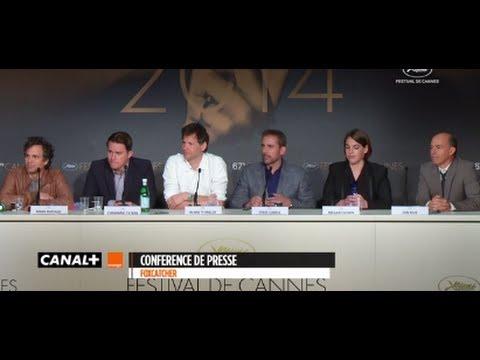 Cannes 2014 FOXCATCHER : Conférence de presse