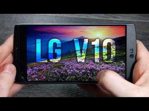 LG V10 Review - Best Smartphone of 2015?