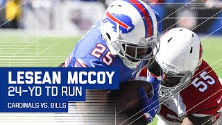 Robert Woods' Diving Fingertip Catch Sets Up LeSean McCoy's TD Run | Cardinals vs. Bills | NFL