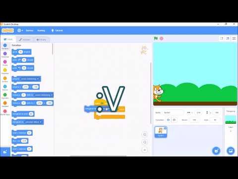 Cara Membuat Game Mirip Mario Di Scratch Part 1