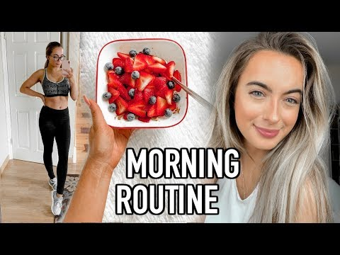 My Morning Routine for Spring 2019