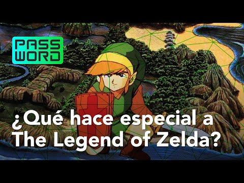PASSWORD: ¿Qué hace especial a The Legend of Zelda? | BitMe