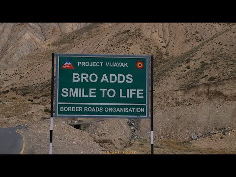 When in Ladakh, do as BRO says
