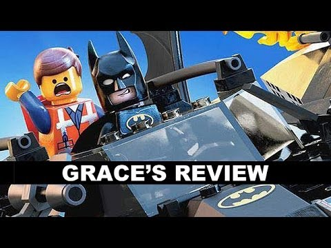 The Lego Movie Review - Emmet, Batman, Wyldstyle, Bad Cop : Beyond The Trailer