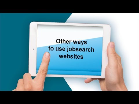 Different Ways to Search a Job Website