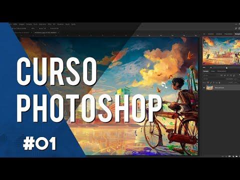 Curso Gratuito Adobe Photoshop 2019 | Aula 01