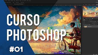 Curso gratuito Adobe Photoshop 2019 | Aula 01