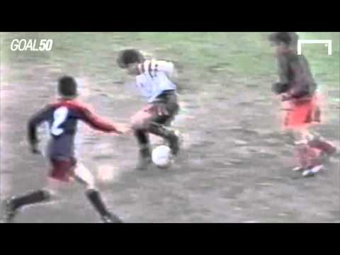 VIDEO: Lionel Messi when he was 12? Pretty much like Lionel Messi aged 28