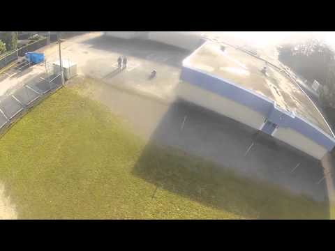 Old Fogey GoPro Flight (HD)