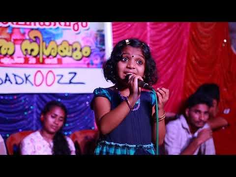കരുവാരകുണ്ടിന്റെ കൊച്ചു ഗായിക അൻവിക | മനം കവരുന്ന ആലാപനവുമായി | സുന്ദരി വാവേ..| Song | Redmoundwed