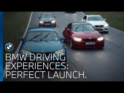 BMW Driving Experiences - The Perfect Launch with Colin Turkington.