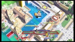 [Smash 4] Raziek (Robin+) vs. Shrooby (Dedede, Rosa)
