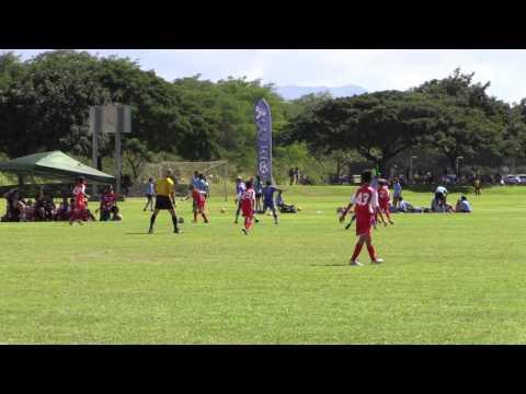 2016 PDC Game 1 Rush05B (3) vs Maui United 2005 Boys (1)